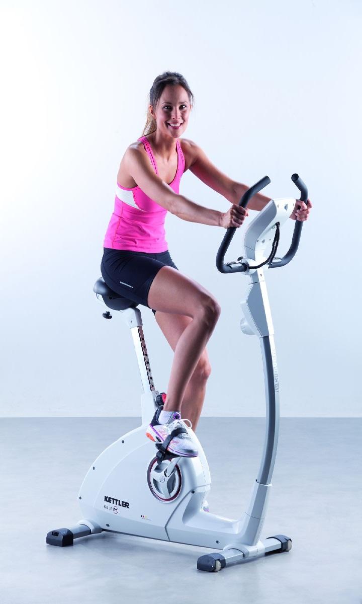 Fitness service di giansanti cyclette kettler golf m for Benefici della cyclette da camera